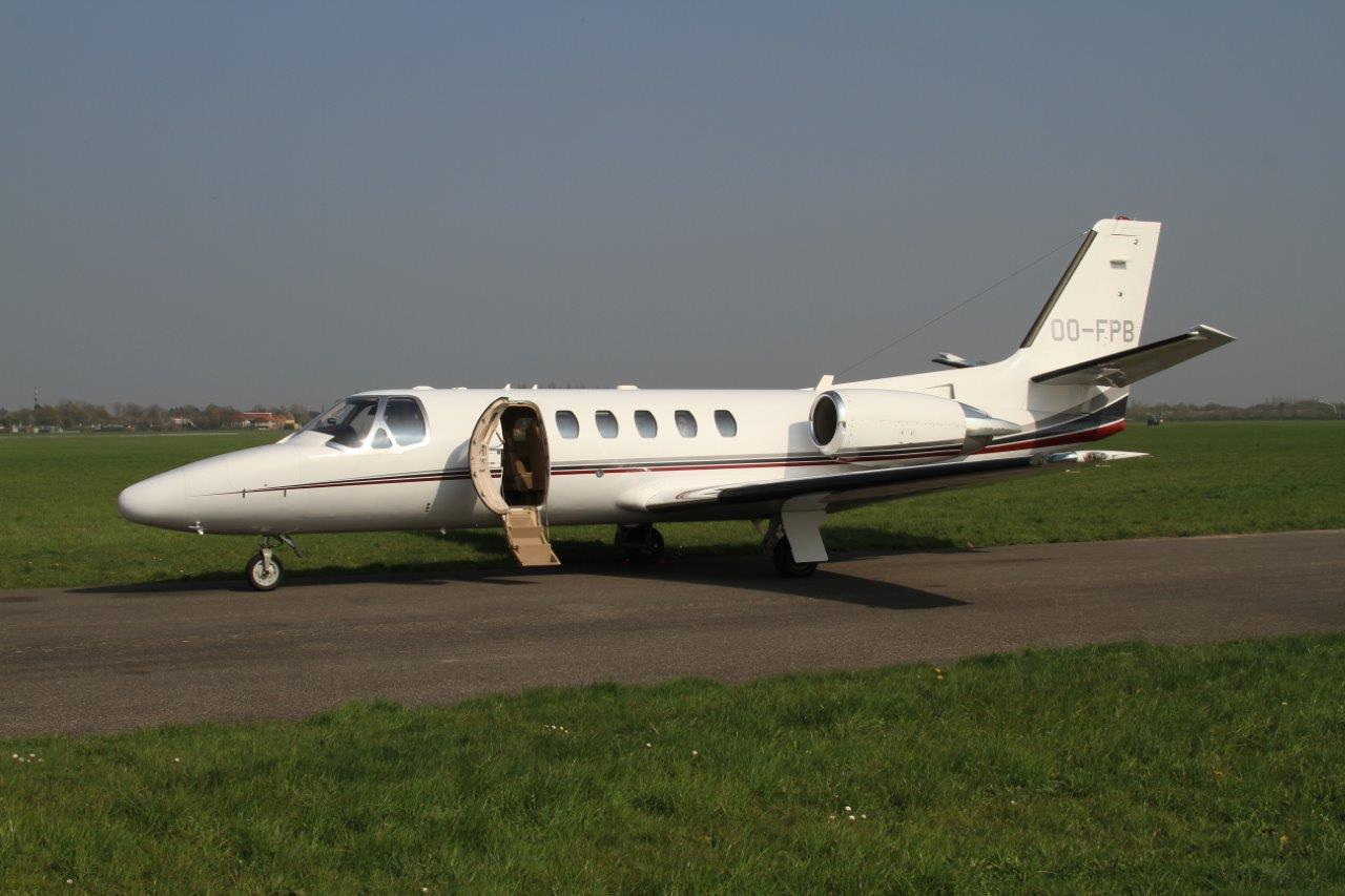2005 Citation Bravo Private Jet For Sale Presented By