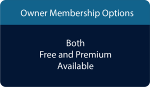 Owner Membership Options