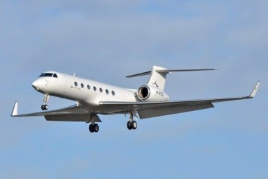 2003 Gulfstream G550 For Sale
