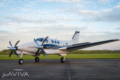 2001 Beechcraft King Air C90B For Sale