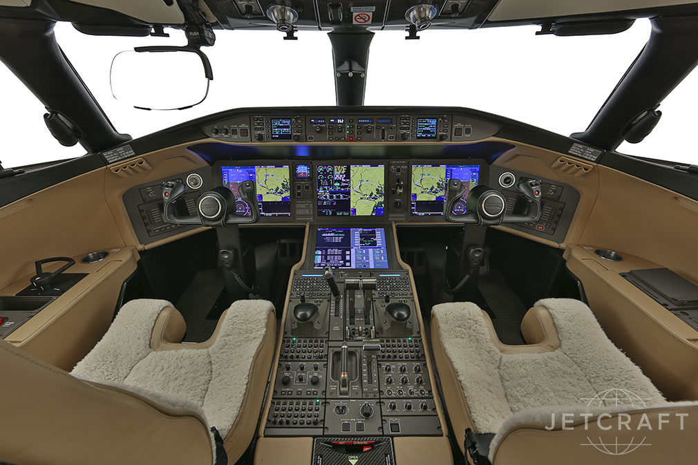 Global business jet market