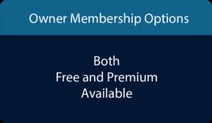 Owner Membership Options