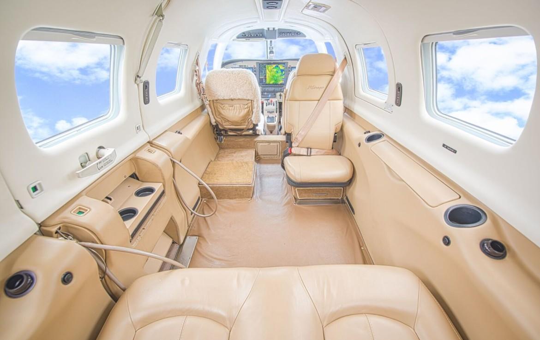 Piper Mirage Interior