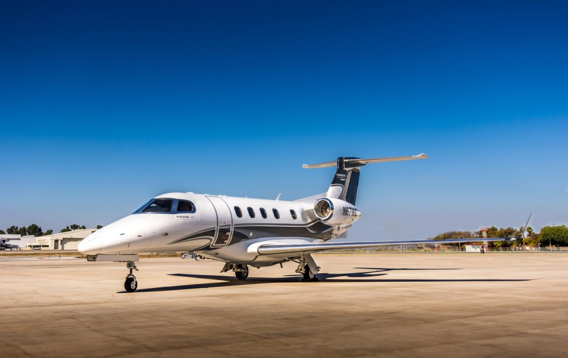 Phenom 300 For Sale