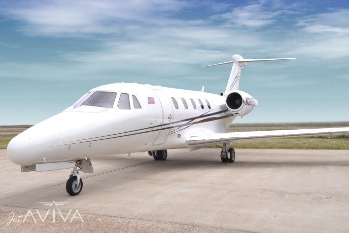 1983 Cessna Citation 650 Iii Private Jet For Sale Presented