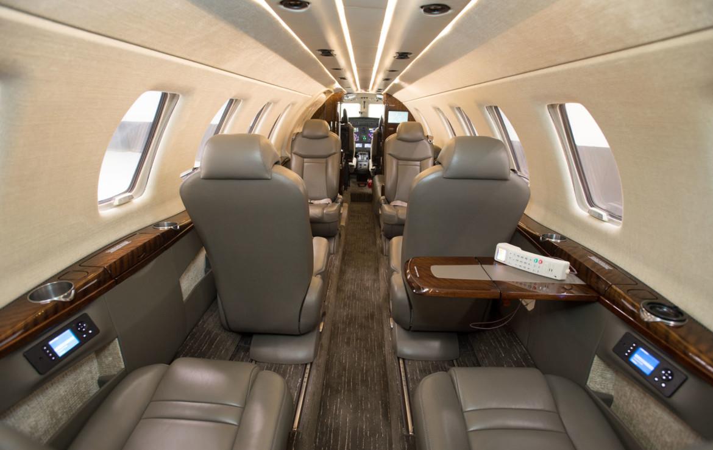 2012 Cessna Citation Cj4 Jet Listings Private Jets For Sale