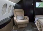 Falcon 7X sn 135_aft seat