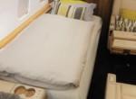 9. Berthed divan